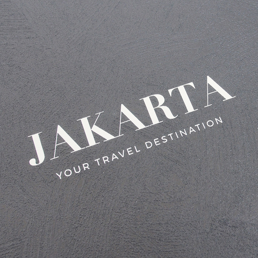 Jakarta High-End Coffee Table Book