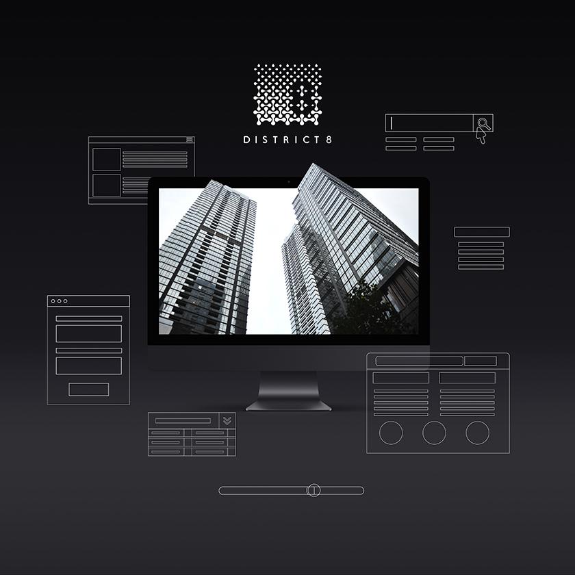 District 8 Website