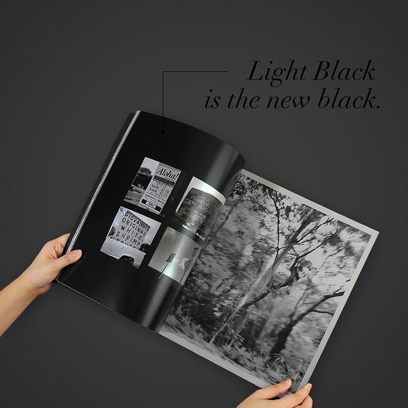 Black and White Photobook