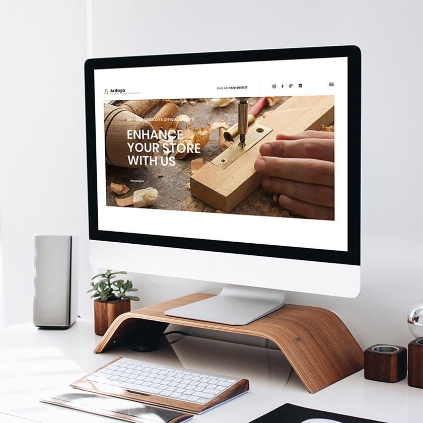 Ardaya Website