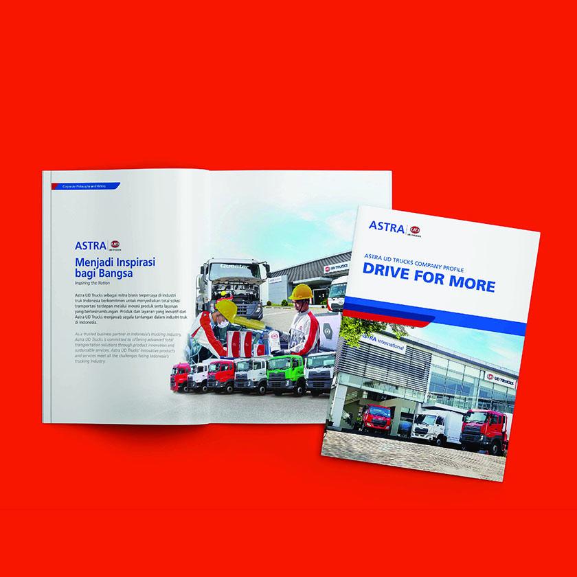 UD Trucks Company Profile and Agenda